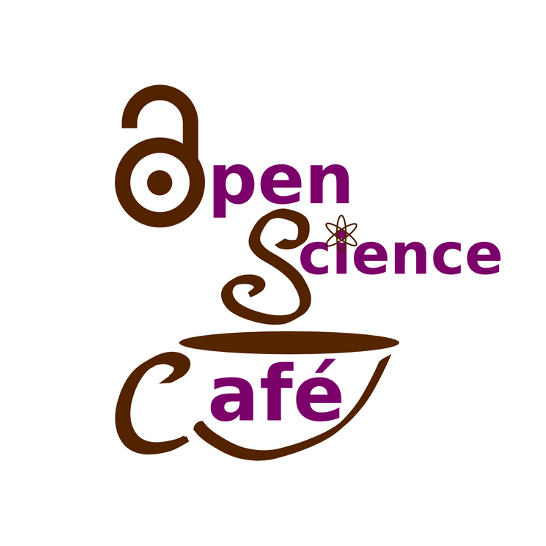 Open Science Café logo